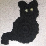 Black Cat Fridgie