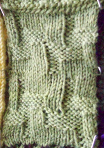 Knit/Purl Panel