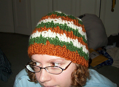 Outgoing Hat