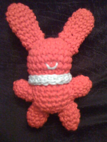 Baby Bunny Amigurumi