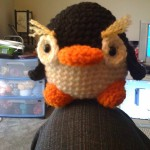 Penguin Amigurumi 2