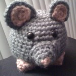 Mouse/Rat Amigurumi