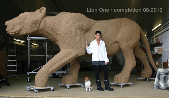 Shauna & Lion #1