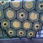 Sunflower Afghan