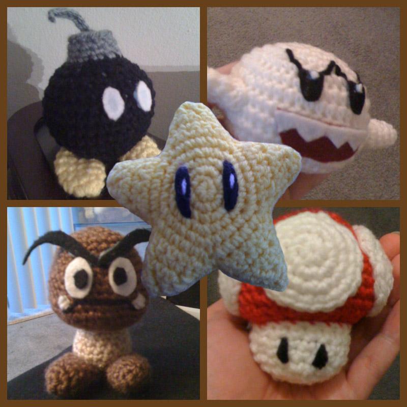 Super Mario Super Toy Collection!