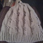 Hermione Hats: Cable &amp; Eyelet