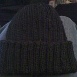 Ribbed Watchman's Hat