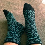 Chirality Socks