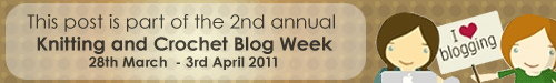 Knit/Crochet Blog Week