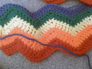 Nyancat Rainbow in Progress