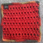 Block #57: Alternate Mesh Stitch