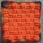 Block #62: Basket Weave
