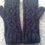 Too Complicated For My Own Good Fingerless Mitts