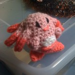 Chansey: Angled