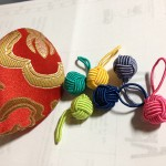 Stitch markers & pouch